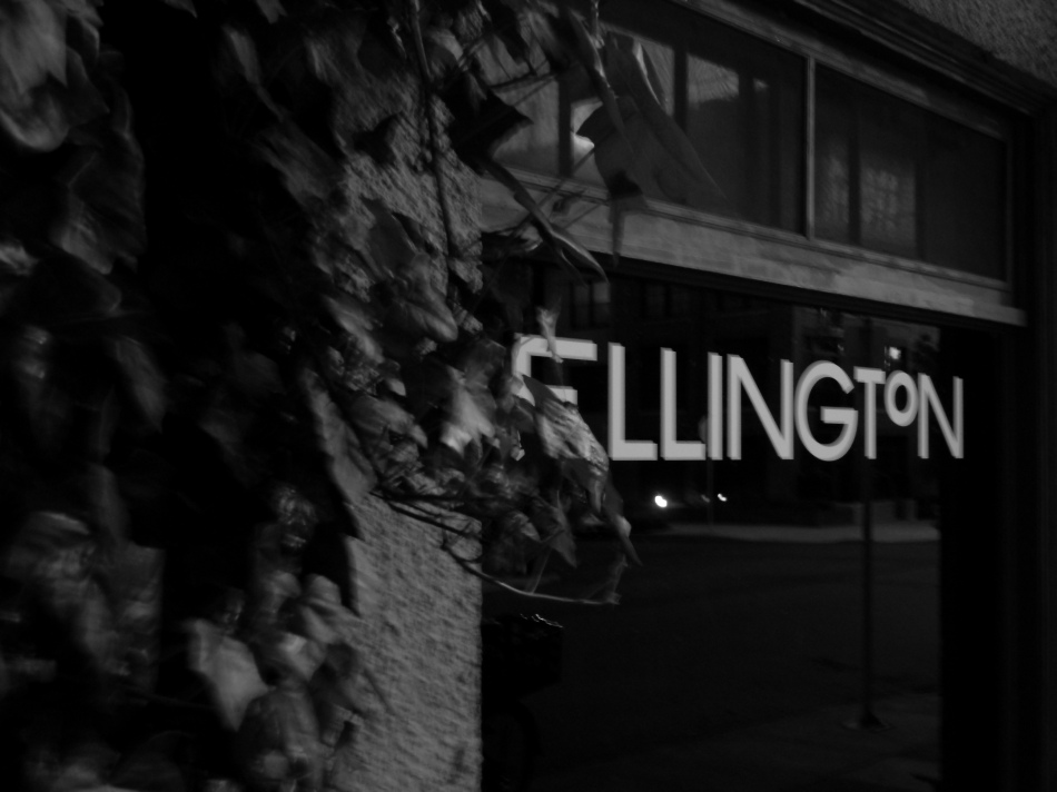 Ellington after dark