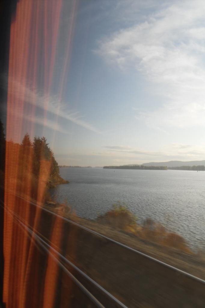 curtain Northwest passage