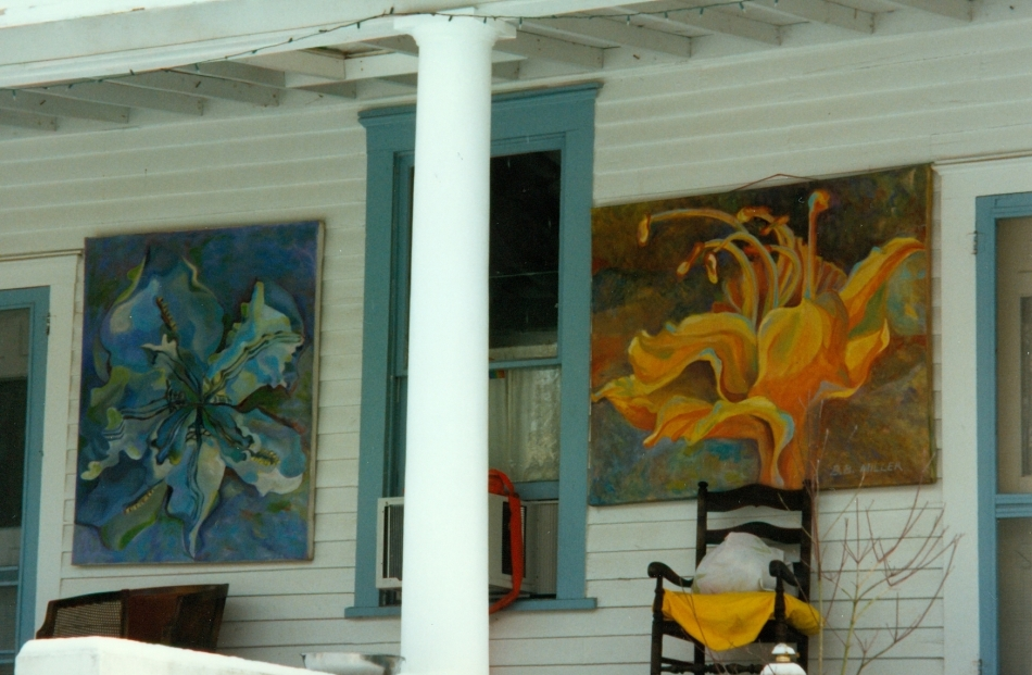 porch paintings