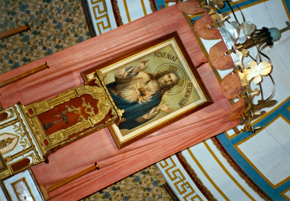 Christ figure in Idaho